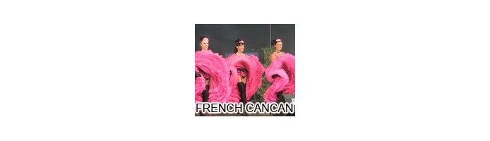 Danse French cancan