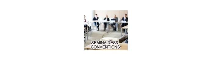 Organisations séminaires et conventions